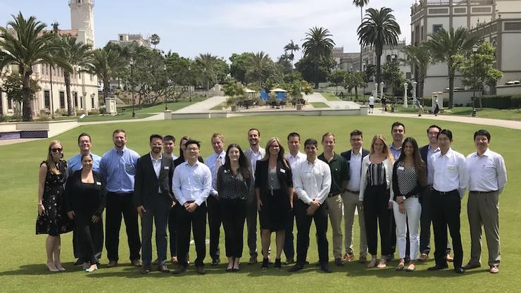 2018 Master of Science in Real Estate Cohort