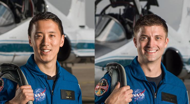 USD astronaut training candidates