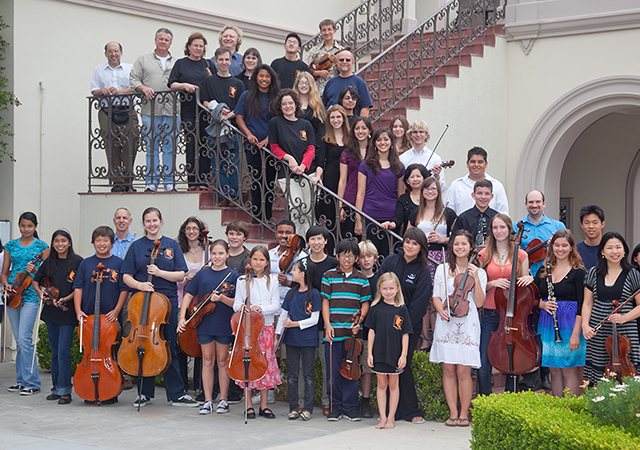 Chamber Music Festival Participants