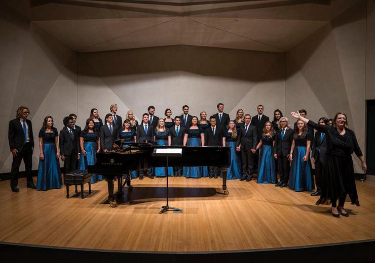 Choral Scholars in Performance