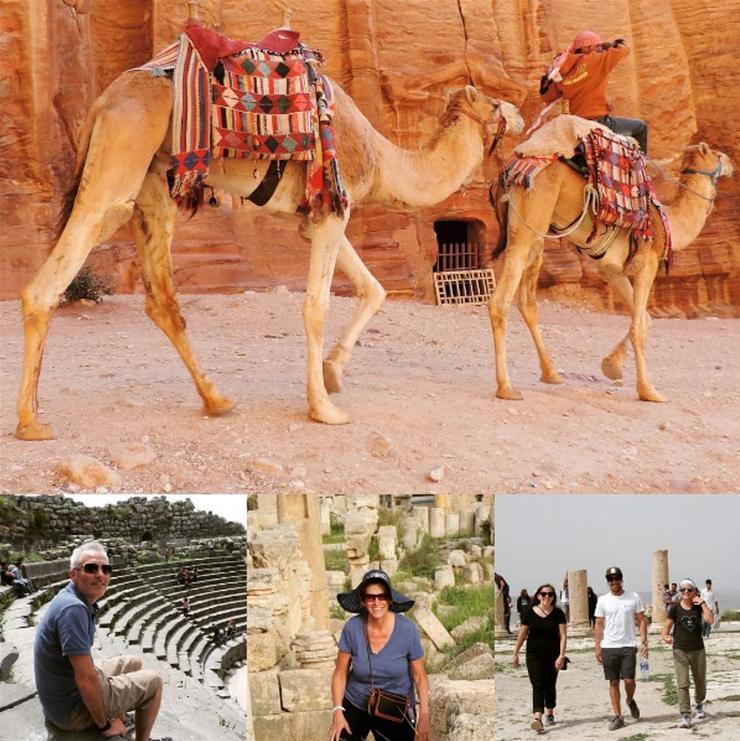 MFT Students in Jordan