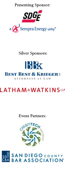 2013 Climate and Energy Law Symposium Sponsors