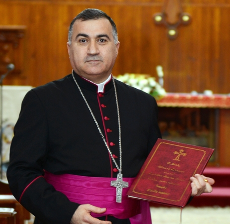 His Excellency Archbishop Bashar Warda