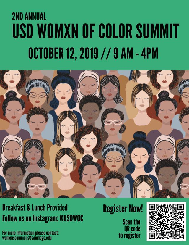 2019 Womxn of Color Summit