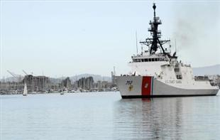 USCG Cutter Stratton, courtesy of Marinelink.com