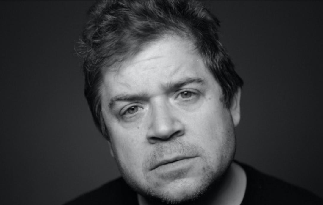 Headshot of Patton Oswalt