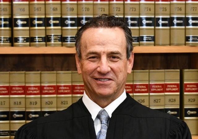 Judge Michael Berg