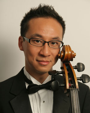 Alvin Wong Cello