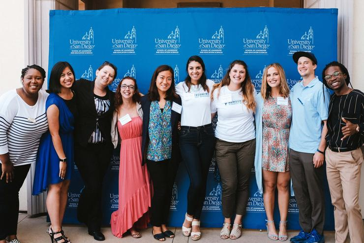 Higher Education Ambassadors