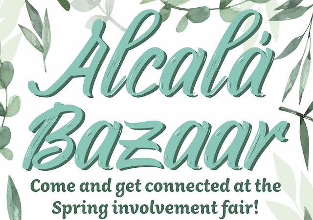 Spring Alcala Bazaar