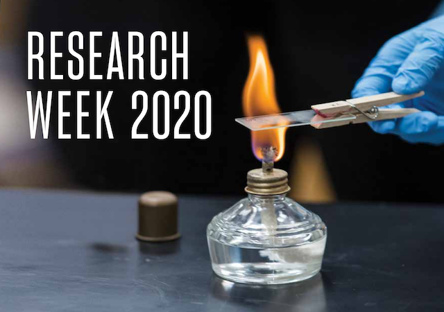 Virtual Research Week at USD