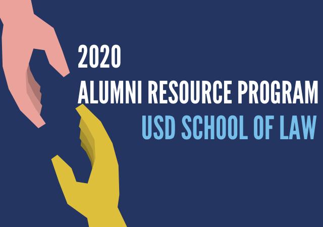 2020 Alumni Resource Program