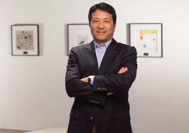 Image is of Charles Tu, PhD