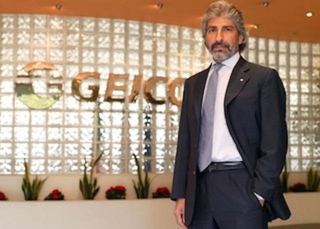 Ali Reza Arabnia, Group Chairman, President and CEO, GeicoTaikisha Group