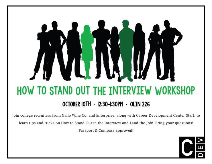 Interview Preparation Workshop