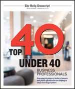 SDDT 2016 Top 40 Under 40