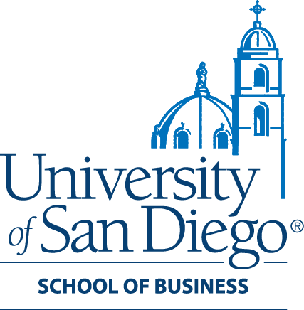 School of Business logo (2 color)