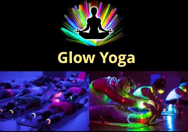 Glow Yoga logo