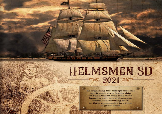 Helmsmen Award logo