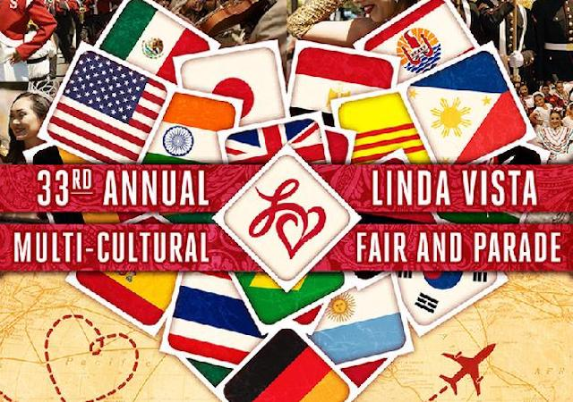 Linda Vista Multi-Cultural Fair and Parade