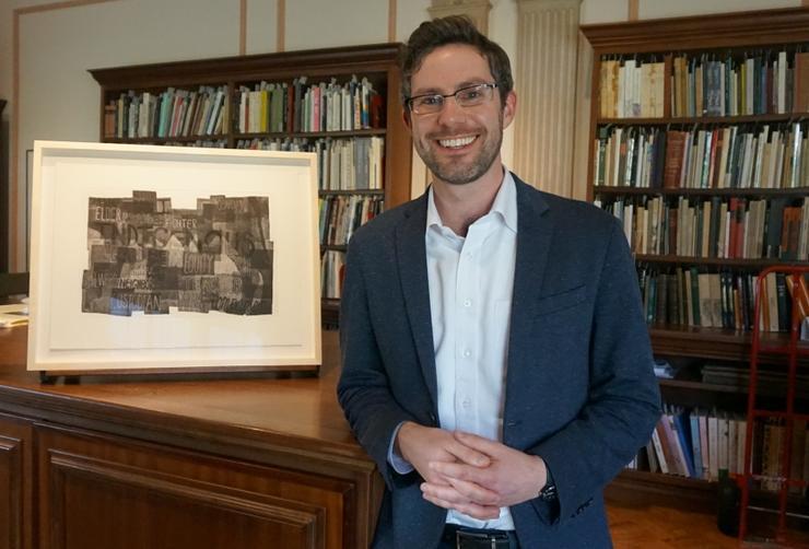 John Murphy, Hoehn Galleries Curator