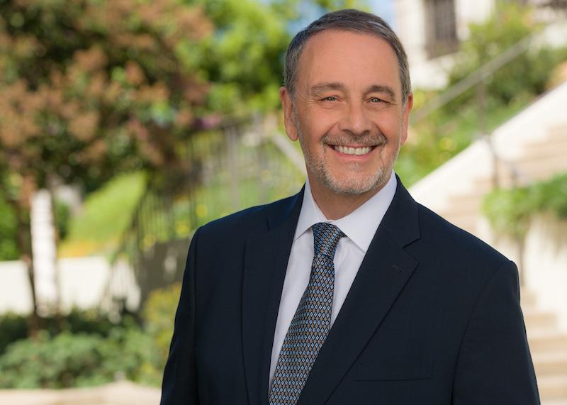 University of San Diego School of Business Professor of Supply Chain Management Simon Croom
