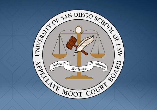 USD School of Law Appellate Moot Court Board logo