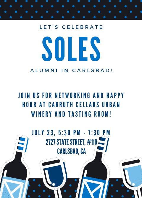 SOLES Alumni event in North County
