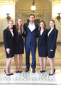 USD's Appellate Moot Court National Team