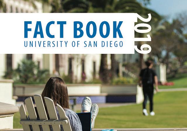 2019 USD Fact Book cover