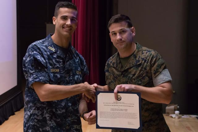 Enlisted of the Month September 2018