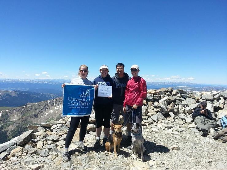 Denver Alumni Hike