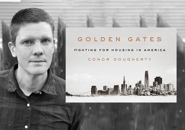 Conor Dougherty, Golden Gates book