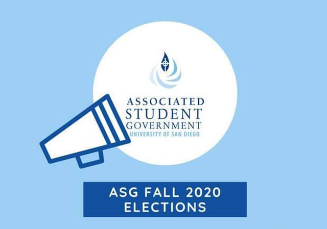 Vote for ASG Senators Sept. 4-5 Online