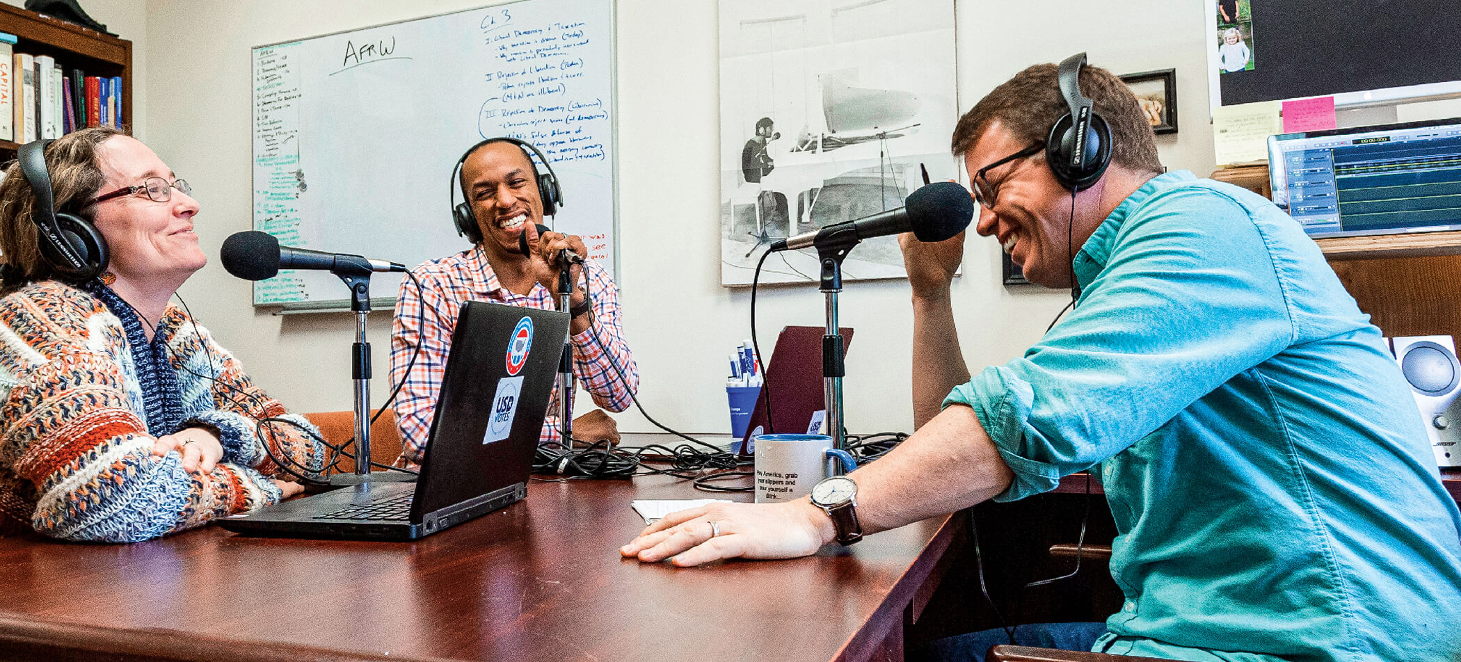 USD Professors' Podcast