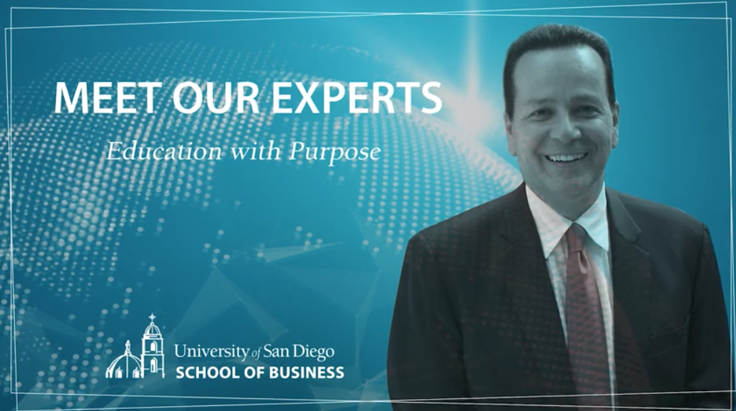 USD Professor of Business Law Craig Barkacs