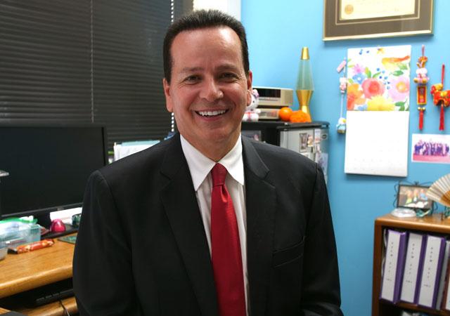 Craig Barkacs , JD, double USD alumnus Office Hours