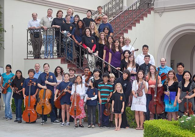 Chamber Music Festival Participants