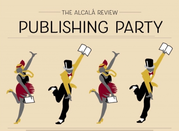 The Alcala Review Publishing Party