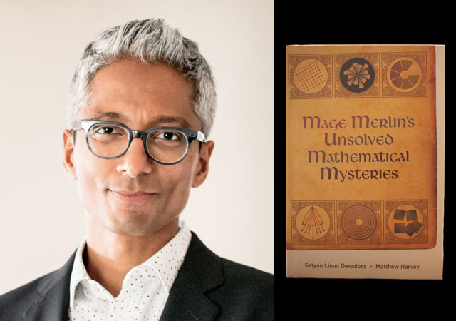 Satyan Devadoss - Mage Merlin's Unsolved Mathematical Mysteries