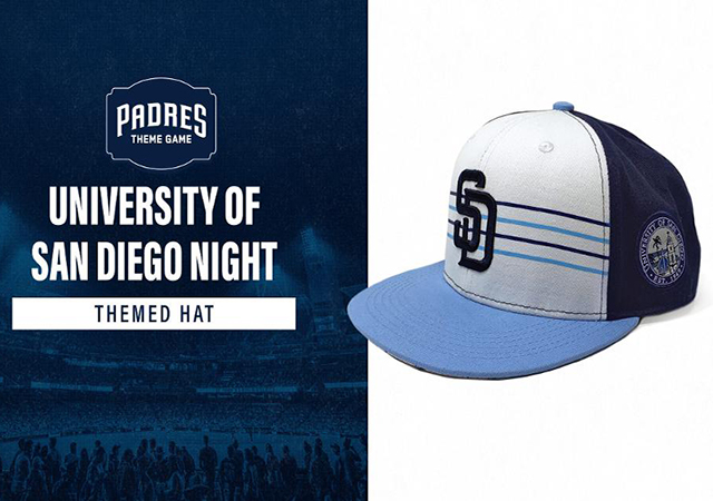 USD Night at Padres logo