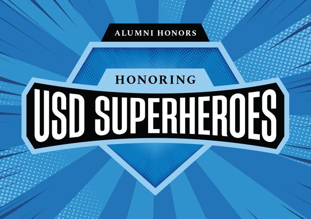 USD Alumni Honors 2019