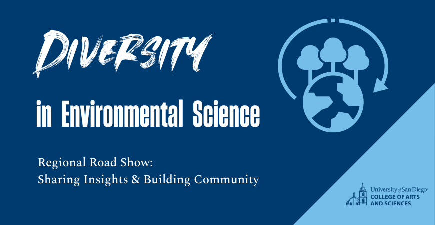 Diversity in Environmental Science
