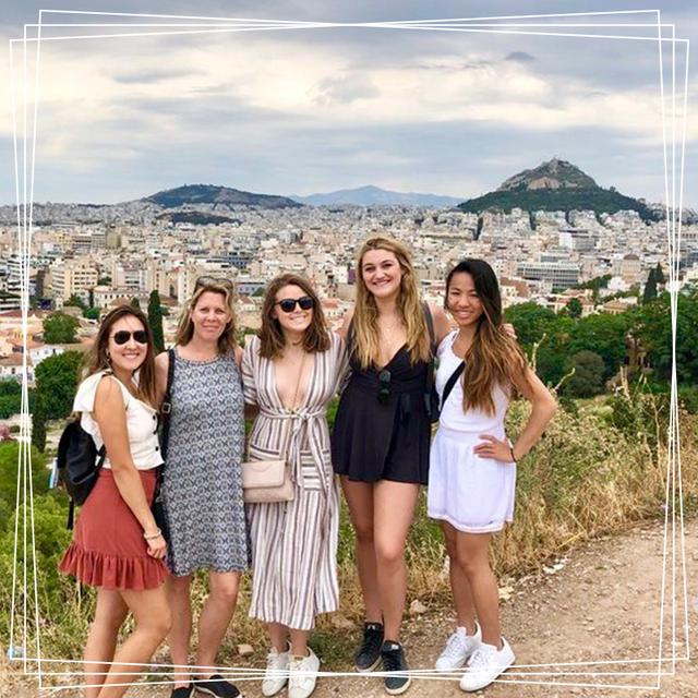 USD SIBC students explore Crete