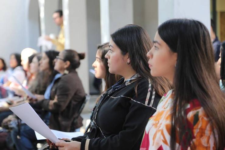 Participants in the collaborative research project, Culiacan, Sinaloa