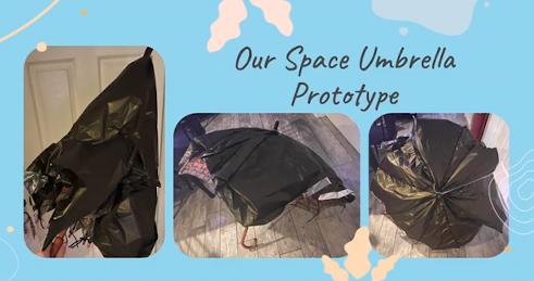 Space Umbrella Prototype