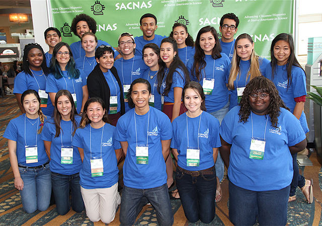 SACNAS Conference