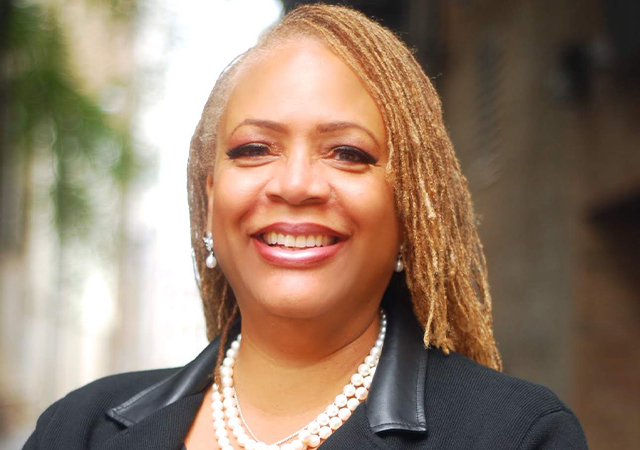 Regina Dixon-Reeves, PhD, vice provost for diversity, equity and inclusion