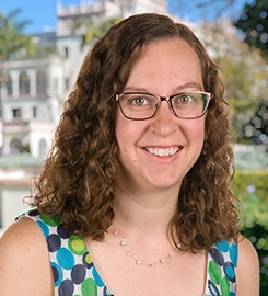 Headshot of Professor Laura Getz