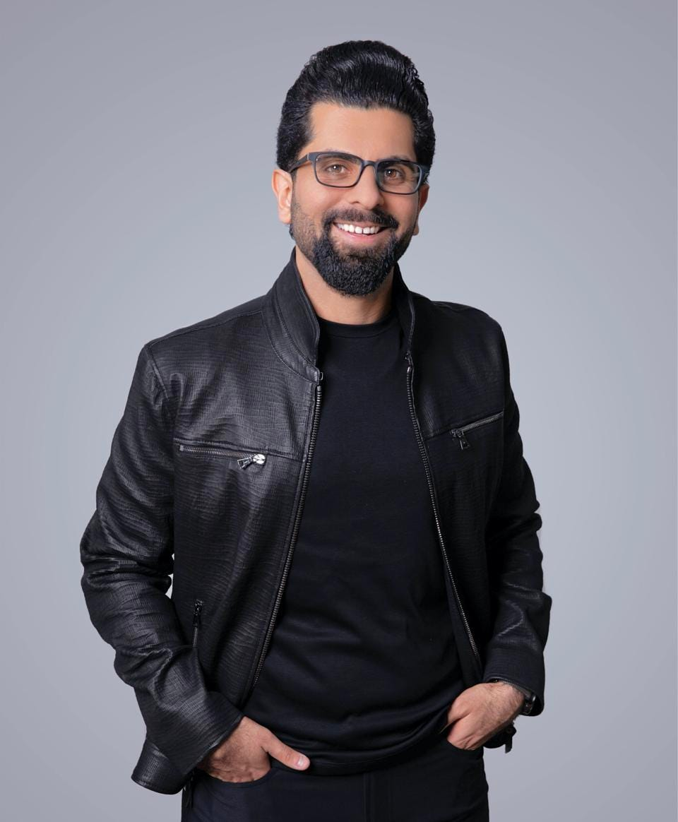 Farshad Yousefi, co-founder of Fintor and University of San Diego alum